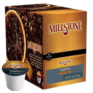 New Millstone Foglifter COFFEE 96 count K Cups For Keurig Brewers