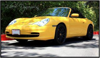 Porsche 19 Wheels Rims 996 986 987 Boxster Cayman s Hyper Silver 19