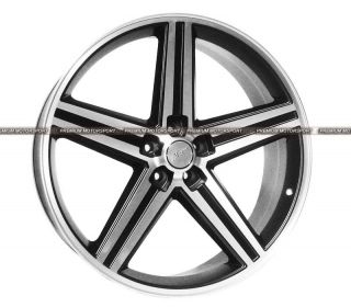 22 IROC Sale Impala Wheels El Camino Camaro Chevy Wheels Rims Black