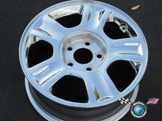 01 04 Ford Escape Factory 16 Chrome Wheels Rim 3428