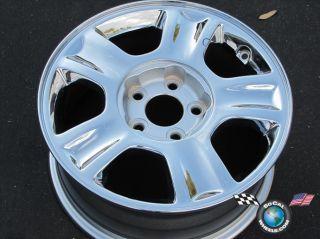 01 04 Ford Escape Factory 16 Chrome Wheels Rim 3428