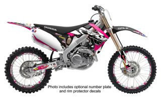 2003 2004 2005 2006 2007 2008 2009 CR 85 Graphics Kit CR85 Deco Decals
