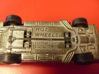 Hot Wheels Red Line 1967 Custom T Bird Mattel