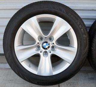 17 BMW 5 Series F10 Brand New Wheels Tires TPMS