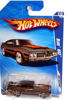 Hot Wheels 2010 Series mainline die cast vehicle. This item is on a