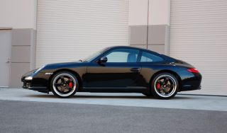 19 Ruger Classic Black Wheels Porsche Panamera s Turbo GTS Staggered