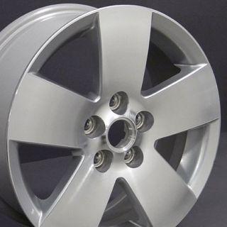 16 Chevy Malibu 5045 Wheels Rims Silver 16x6 5 Set