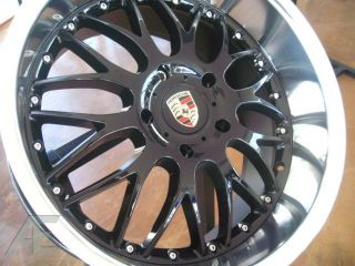 19 Porsche Wheels Rim Tires 996 997 911 998 GT3 Turbo