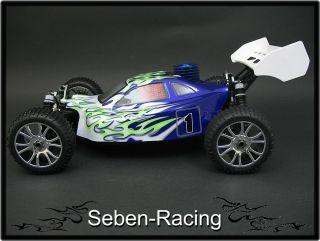 Buggy Rims Tires Wheels Seben BRF1 1 8 Pimp Style