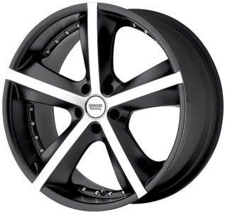 17 inch Phantom Black Wheel Rim 5x115 Seville 300C Charger Magnum