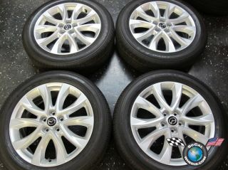 Four 2013 Mazda CX 5 CX5 Factory 19 Wheels Tires Rims 225 55 18 Toyo