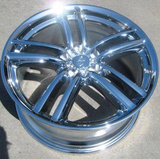 19 Factory Infiniti M35 M45 G35 Maxima 350Z Altima Chrome Wheels Rims