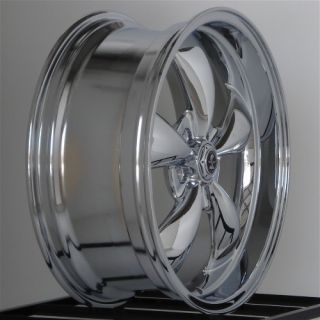 20 inch Wheels Rims Chrome Chevy Camaro Lt SS RS 20x10 20x8 5 Torq