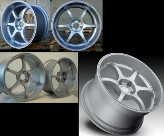 Eurotek Wheels Rims Set for BMW E90 E92 E93 M3 Years 2008 2012