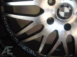22 BMW Wheels Rim Tires 650i 645i M6 745i 750i 760i