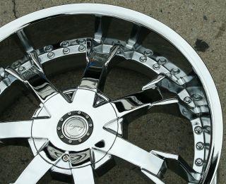 Legacy LG10 20 Chrome Rims Wheels Mercedes C280 C320 C350 20 x 8 5 5H