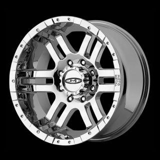 16 inch Chrome Rims 8 Lug Wheels Chevy GMC Dodge Truck
