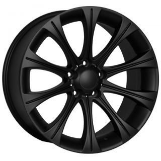 19 Staggered BMW M5 Black Wheel Fit BMW E60 E39 525 535 528i 540i