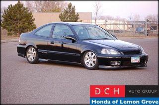 1999 2000 Honda Genuine Civic SI Wheels Rims B16
