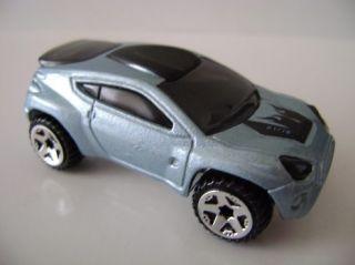 2007 Hot Wheels 095 Toyota RSC Code Car