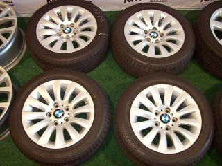 16 BMW OEM Factory 3 Series Wheels E46 E90 318 323 325 328 All Season