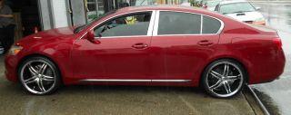 Viscera 770 20 Chrome Rims Wheels Lexus ES300 GS300 SC300