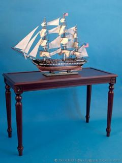 Rosewood Wooden Display Table DT04 51 x 24 x 31