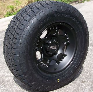 Nitto Terra Grappler Tundra Tacoma 6x5 5 GMC Sierra 1500 Chevy