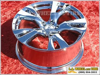20 Infiniti M37 M56 Chrome Wheels Rims Exchange