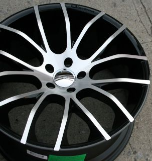 Giovanna Kilis 20 Black Rims Wheels Jaguar XF 09 Up 20 x 8 5 10 5H 35