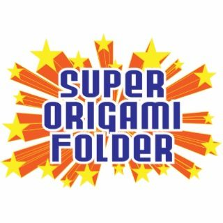 Super Origami Folder Acrylic Cut Out
