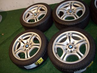 17 BMW Sport Wheels Tires E36 E46 OEM Factory 318 323 325 328 330 Z3