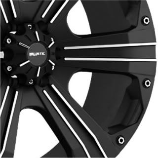 8x170 Ford F250 F350 Superduty Black Wheels Rims Free Lugs