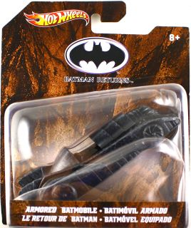 Hot Wheels Batman 1 50 Scale Batman Returns Armored Batmobile