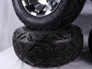 Go 23 inch VX with 12 inch Buckshot Package 4 Tires Wheels Street