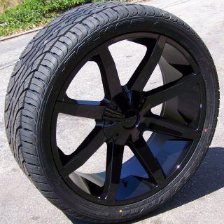 24 KMC Slide Wheels Falken s TZ 04 Tires Silverado