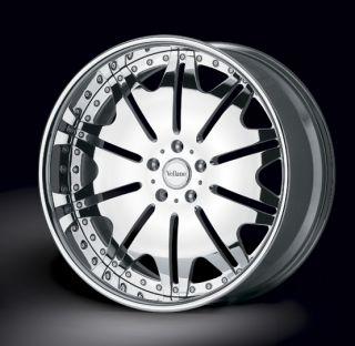 Vellano VSD 24 Chrome Wheels Rims Nitto 285 Tires Mercedes AMG G500