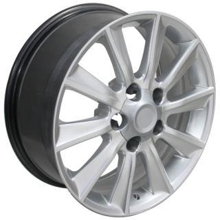 20 Silver LX470 LX570 Style Wheel Rim Fits Toyota Land Cruiser Tundra