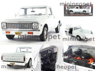 Highway 61 50934 1972 72 Chevrolet Fleetside Pick Up Truck 1 of 250 1