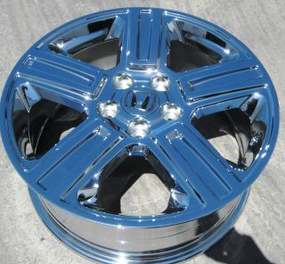 Your Stock 4 New 18 Factory Honda Ridgeline Chrome Wheels Rims