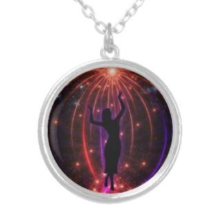 Revelation   (dancer) Necklace / Locket Jewelry