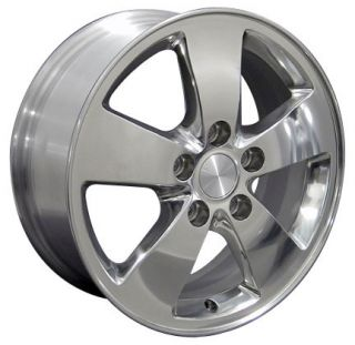 16 Polished Grand Prix Wheel 16x6 5 Rims Fit Pontiac