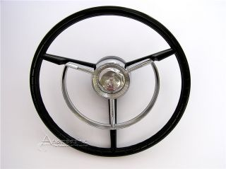 New Retro Thunderbird T Bird Steering Wheel 1956 1957