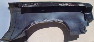 This is an original drivers side fender for a 1965 442, Cutlass, and F