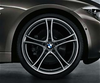 BMW F30 335i 328i Double Spoke 361 Forged 20 inch Wheels Tires