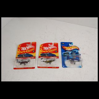 Hot Wheels Madd Propz Planes 2 2005 Series 2 2004 1st Edition New