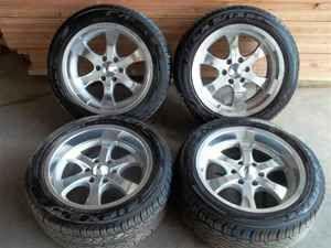 06 Toyota Tundra 20 Enkei Alloy Wheels Rims Tires