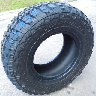 35 Federal Couragia M T Mud Terrain Tires 35x12 50x17 Tundra