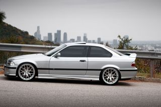 E39 M5 Avant Garde M310 Concave Silver Staggered Wheels Rims
