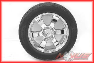 Sequoia Tacoma FJ Cruiser 4 Runner Chrome Wheels Tires 22
